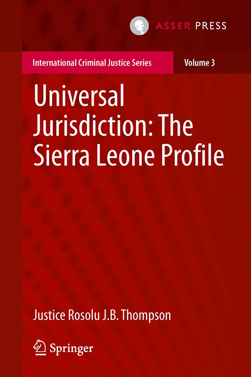 Universal Jurisdiction: The Sierra Leone Profile